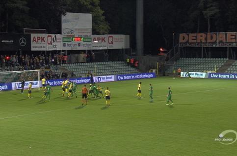 Goal: Lommel SK 2 - 1 Union Saint Gilloise 57' Santermans