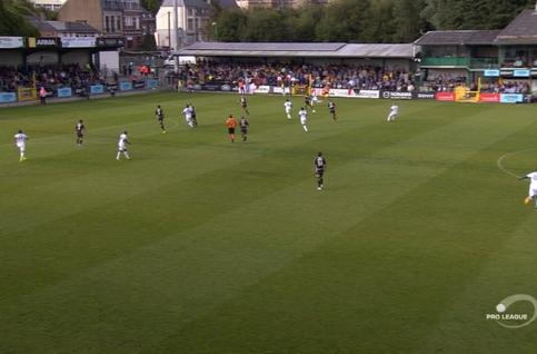 Goal: RE Virton 4 - 0 KSC Lokeren 78' Soumaré