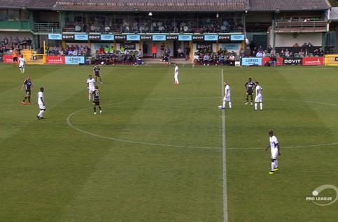 Goal: RE Virton 3 - 0 KSC Lokeren 68' Couturier