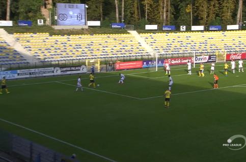 Goal: Union Saint Gilloise 1 - 0 OH Louvain 54', Nielsen