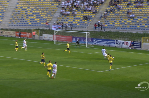 Penalty: Union Saint Gilloise 1 - 1 OH Louvain 82', Henry