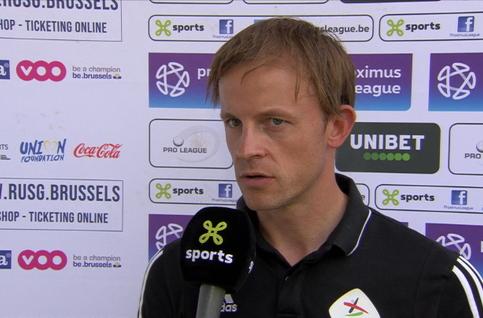 Interviews OH Leuven (Union Saint Gilloise - OH Leuven)
