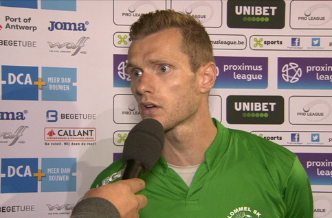 Interviews Lommel SK (Beerschot - Lommel SK)