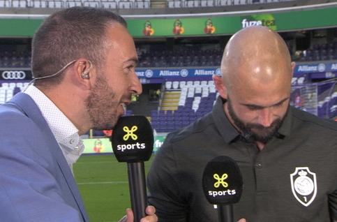 Defour après Anderlecht - Antwerp