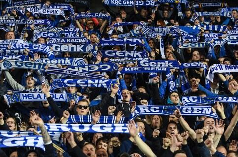 Youth league / Resumé Salzburg - Genk