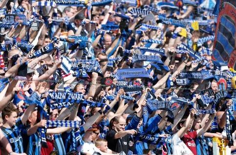 Youth League / Samenvatting Club Brugge - Galatasaray SK