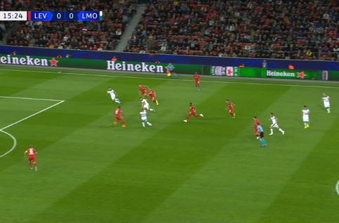 Goal: Bayer Leverkusen 0 - 1 Lokomotiv Moscou 16', Krychowiak