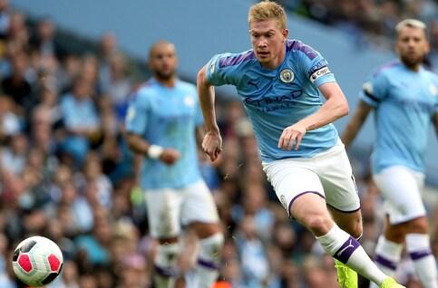 Samenvatting Sjachtar Donetsk - Manchester City