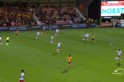 Goal: KV Kortrijk 1 - 1 KV Mechelen 53', Vanzeir