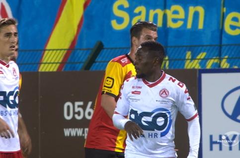 Goal: KV Kortrijk 1 - 3 KV Mechelen 62', Vanzeir