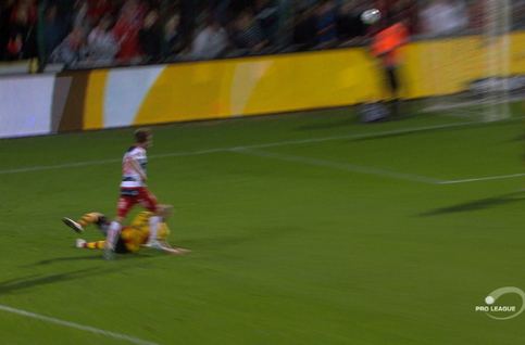 Goal: KV Kortrijk 2 - 3 KV Mechelen 82', Mboyo