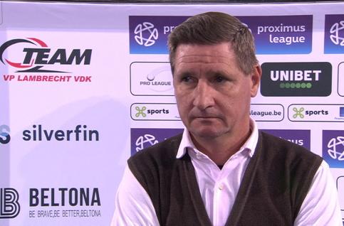 Interviews Lokeren (KSC Lokeren - Roeselare)