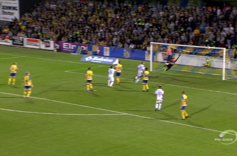 Goal: KVC Westerlo 1 - 2 Union Saint Gilloise 35', Ferber