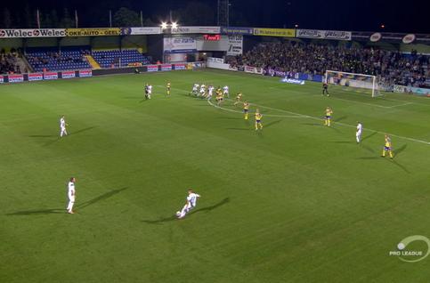 Goal: KVC Westerlo 1 - 1 Union Saint Gilloise 16', Kandouss