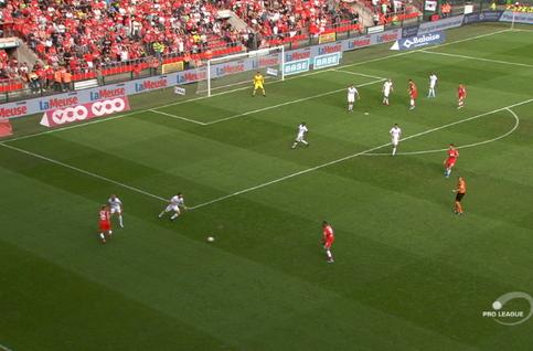 Goal: Standard 3 - 0 Eupen 61', Boljevic