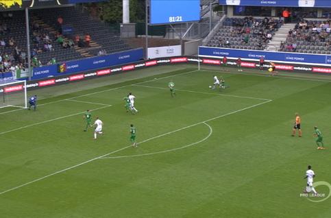 Goal: OH Louvain 1 - 0 Lommel SK 82', Perbet