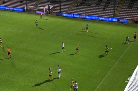 Goal: Roeselare 0 - 2 KVC Westerlo 54', Van Eenoo
