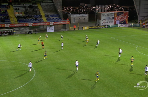 Goal: Roeselare 0 - 1 KVC Westerlo 49', Gboho