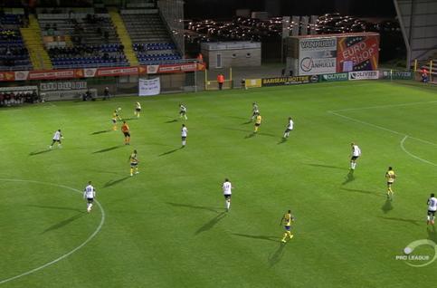 Goal: Roulers 0 - 1 Westerlo 49', Gboho