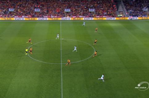Goal: KV Mechelen 0 - 5 Club Brugge 82', Vanaken