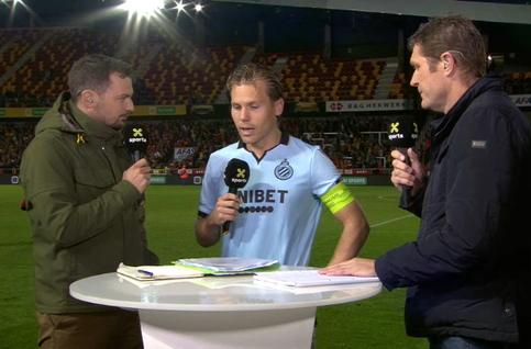 Interview Vormer na KV Mechelen - Club Brugge