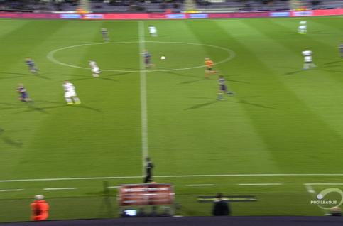 Goal: Beerschot 0 - 1 OH Louvain 20', Maertens