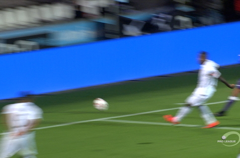 Penalty: Beerschot 1 - 2 OH Leuven 72', Holzhauser
