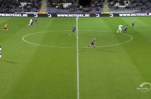 Goal: Beerschot 0 - 2 OH Louvain 70', Mbombo