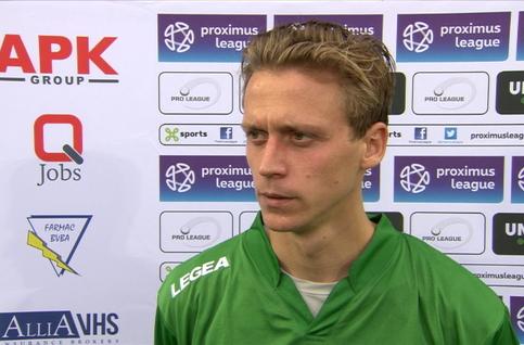 Interviews Lommel SK (Lommel SK - KSC Lokeren)