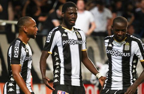 Samenvatting Standard - Sporting Charleroi