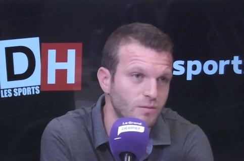 """Thomas Chatelle : """"Quand vous avez des jokers comme ça sur le banc au Standard"""""""