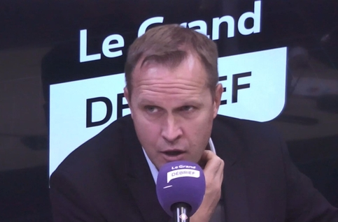 "Arnauld Mercier : ""Anderlecht aurait dû nous ""violer"""