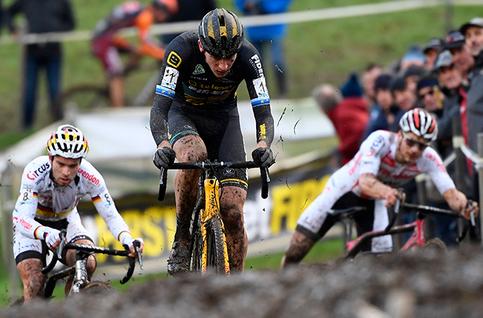 Win VIP-tickets voor de GP Sven Nys in Baal