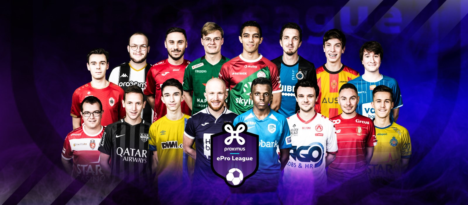 Proximus ePro League