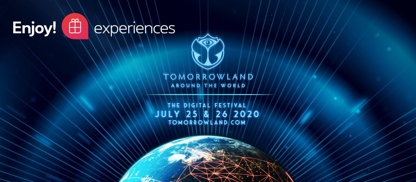 Beleef thuis de magie van Tomorrowland