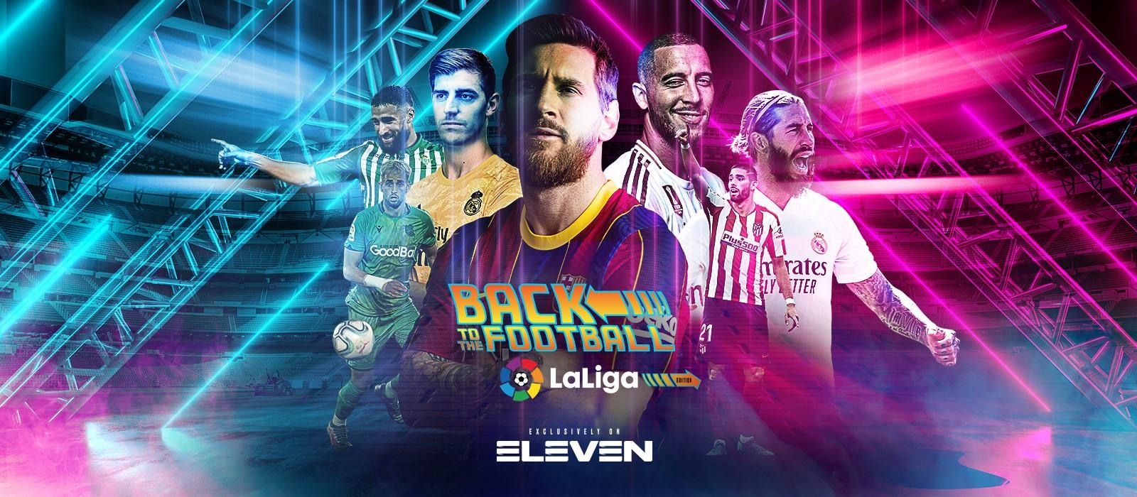 La Liga '20-'21 <br />