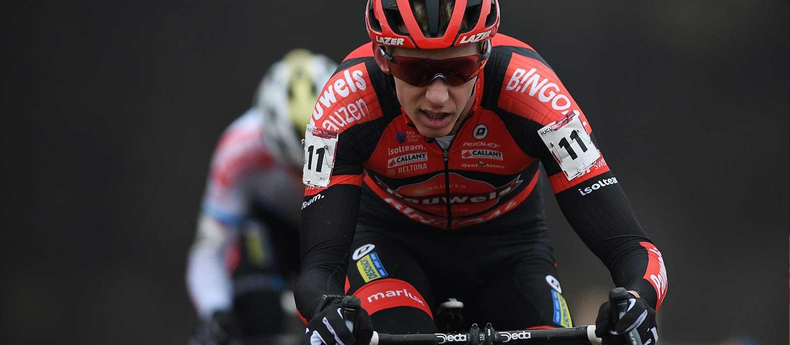 Cyclocross Superprestige Boom