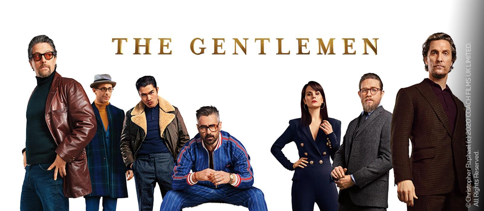 The Gentlemen in <br />Movies & Series