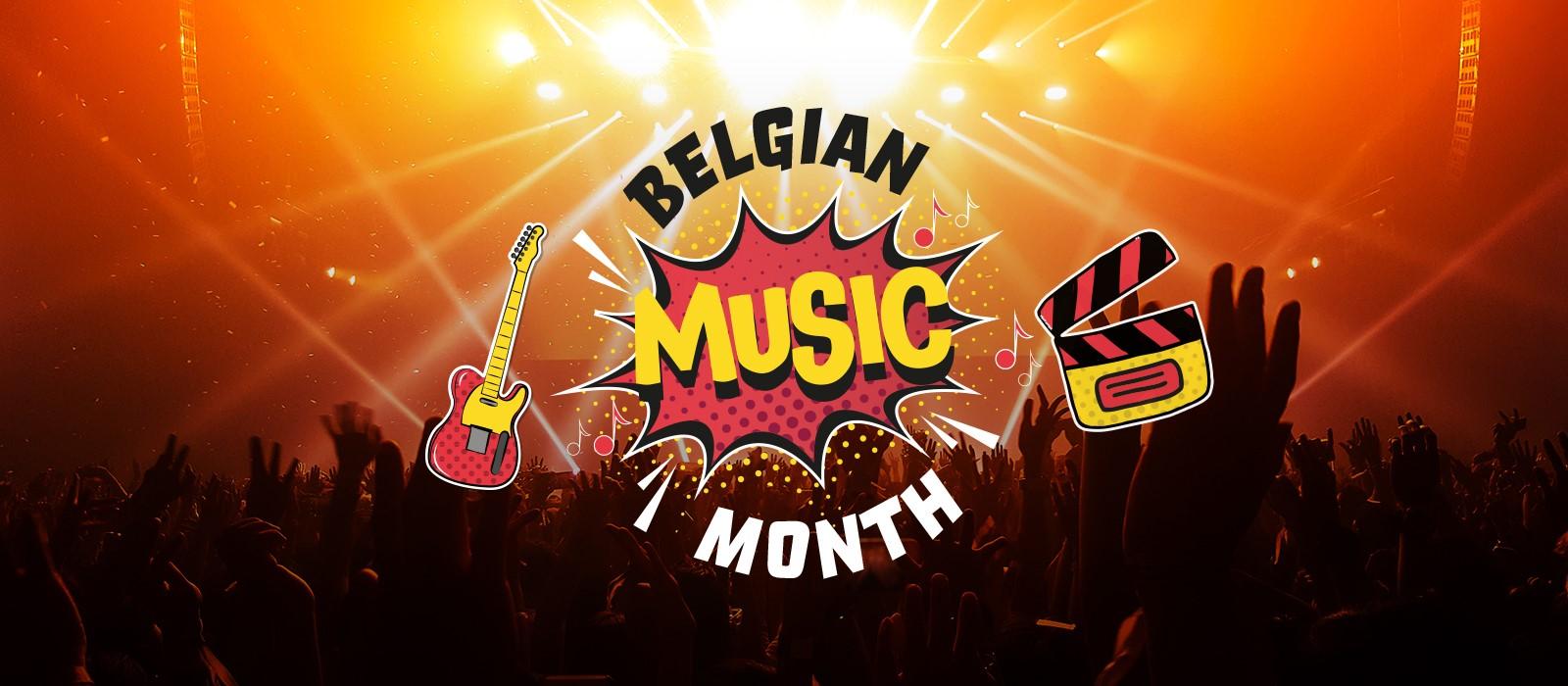 Belgische muziekcollectie