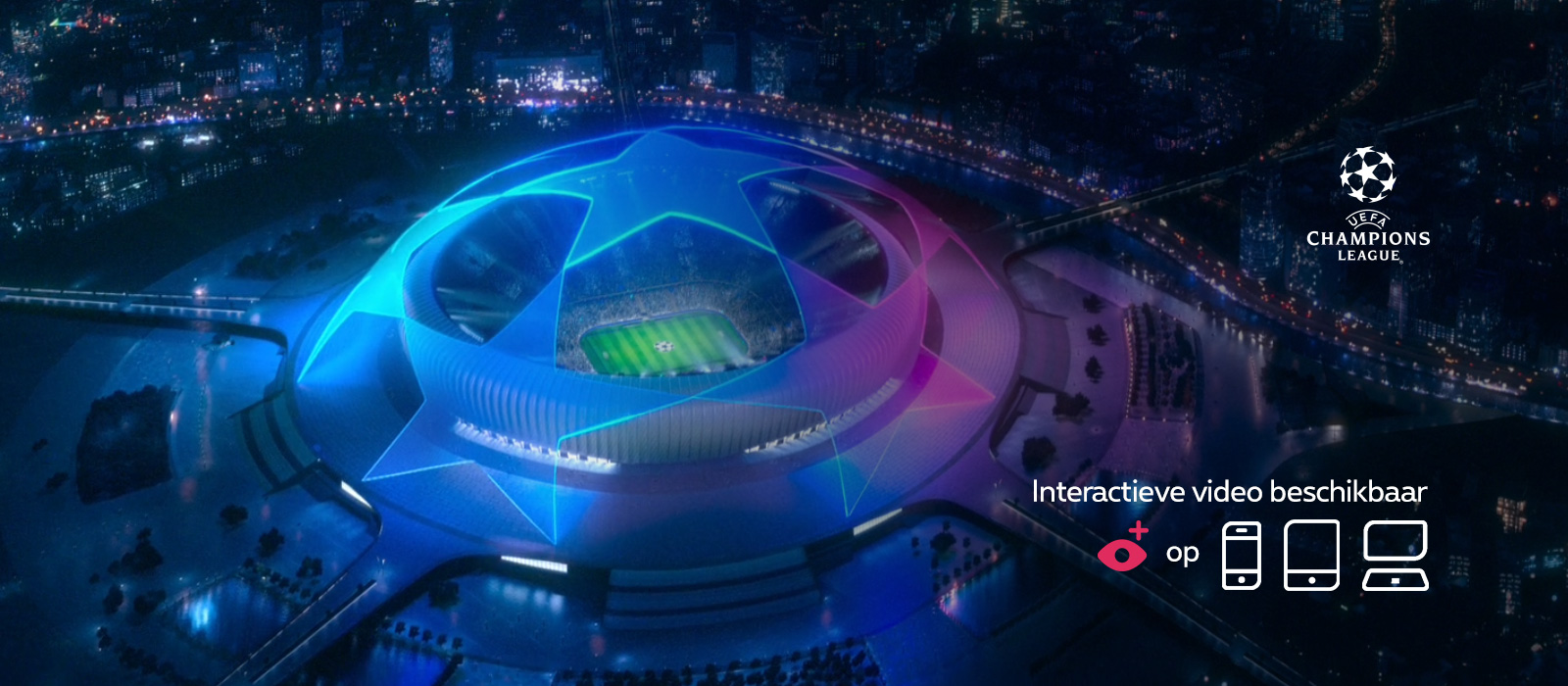 In de UEFA Champions League kan alles!