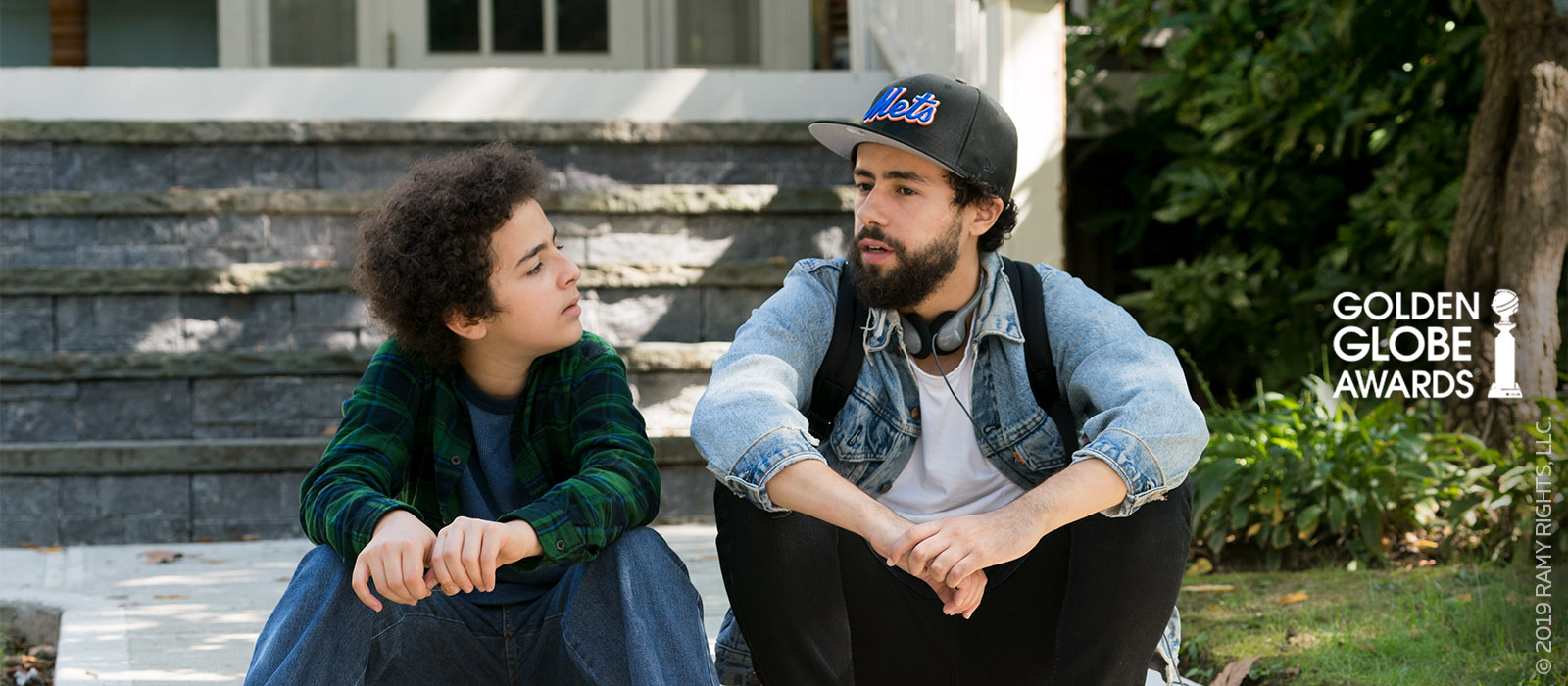 Ramy exclusief in Movies & Series