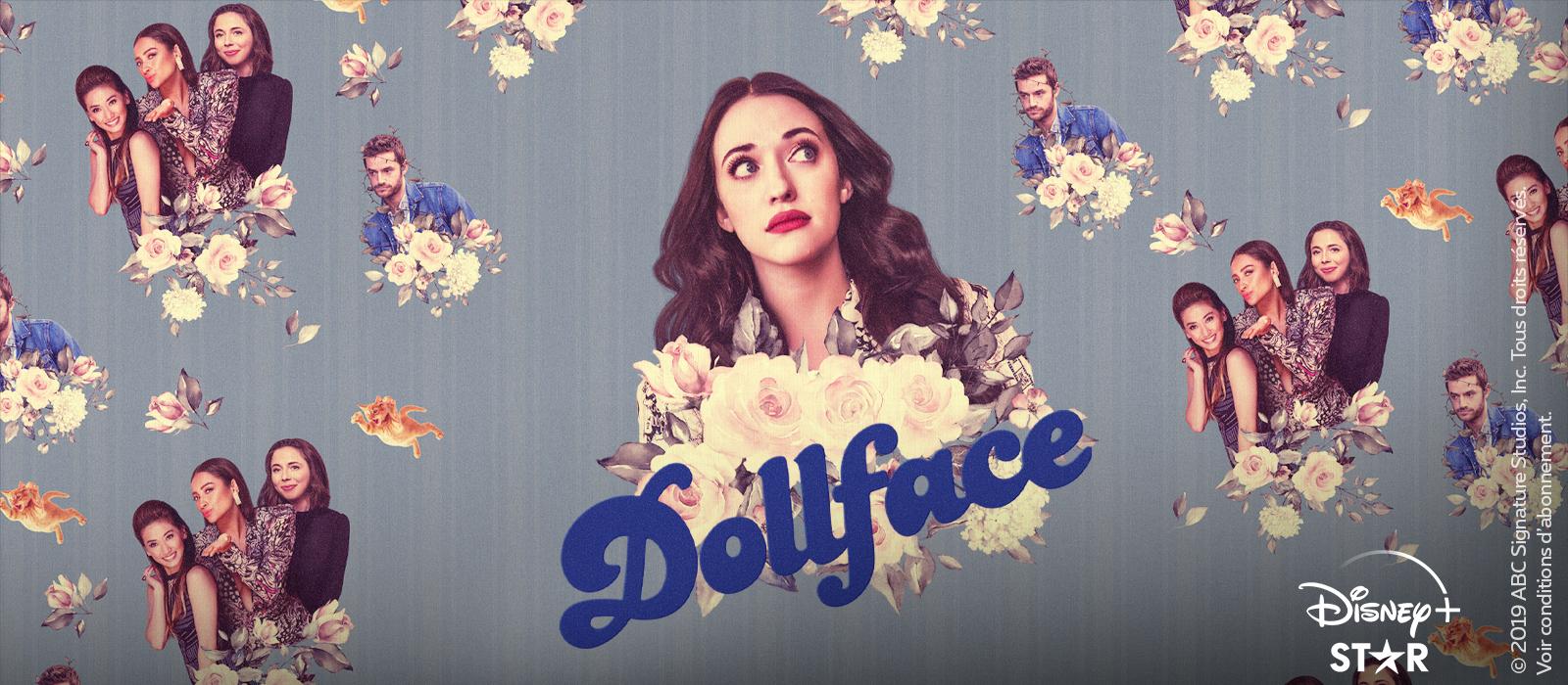 Dollface en streaming sur Star de Disney+