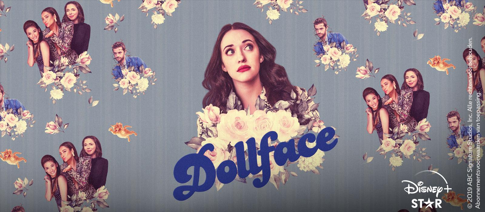 Dollface nu te streamen op Star van Disney+