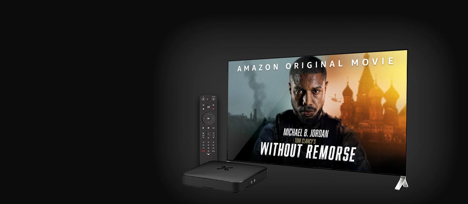 Amazon Prime Video op jouw tv