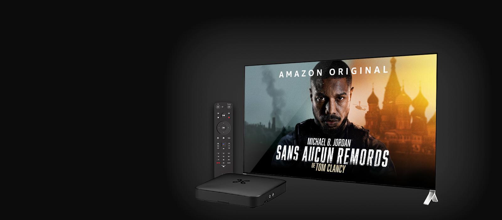 Amazon Prime Video sur votre TV