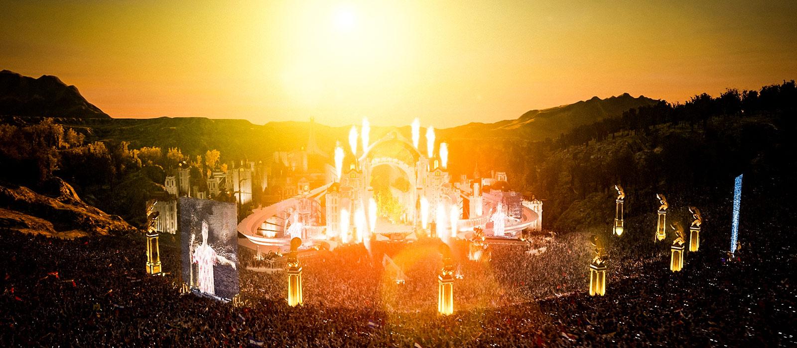 Tomorrowland - Around the World