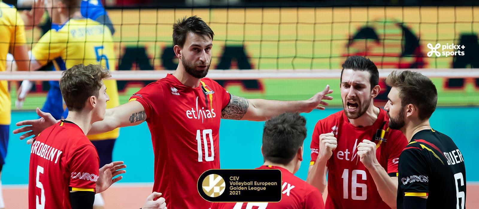 European Volleyball League