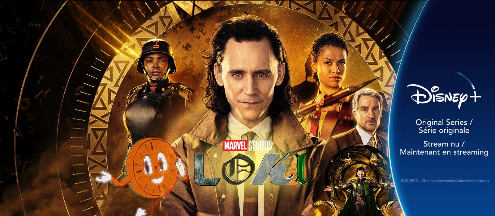 Loki sur Disney+