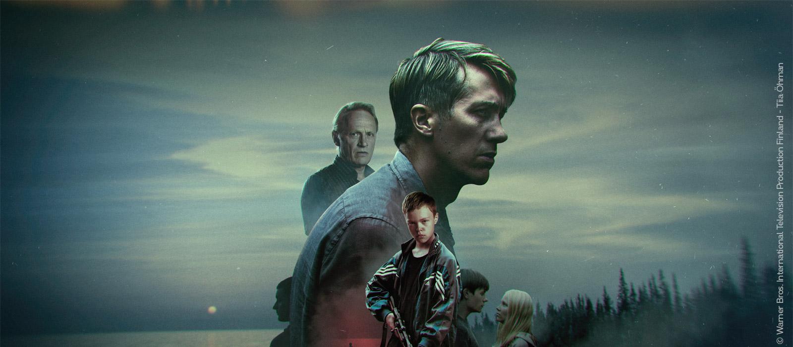 Man in Room 301 in Movies & Series