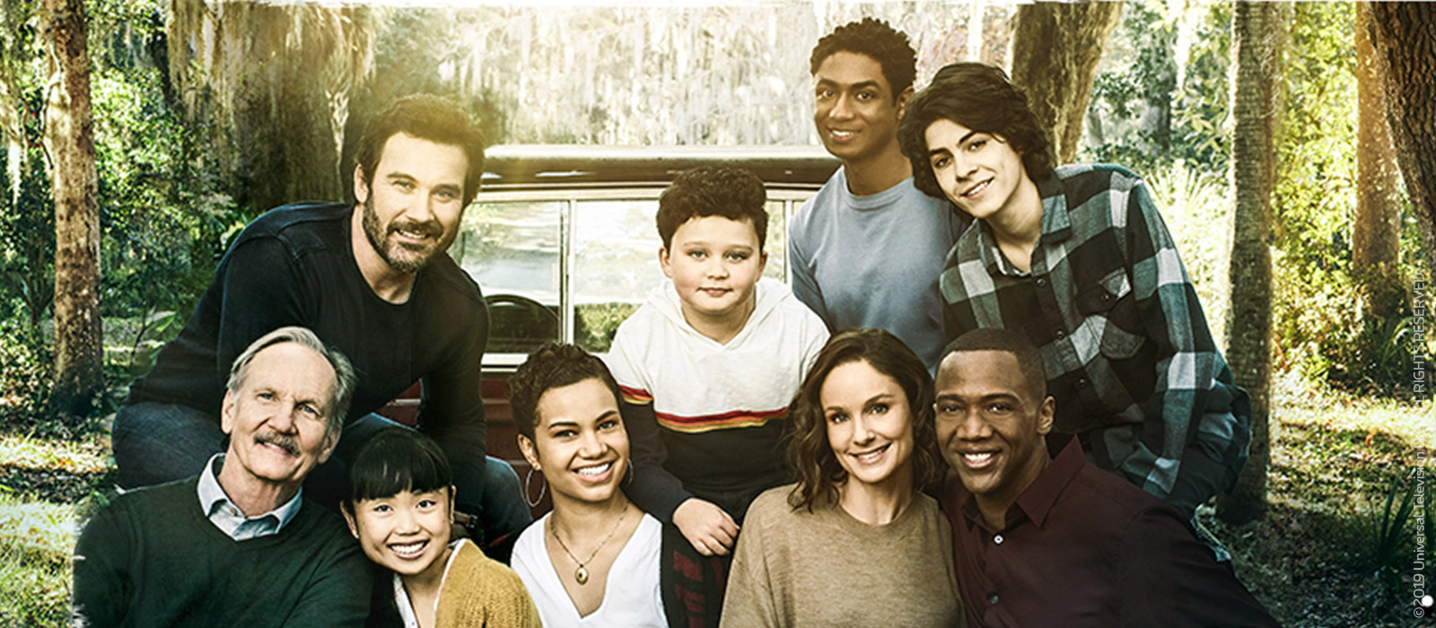Council of Dads dans Movies & Series